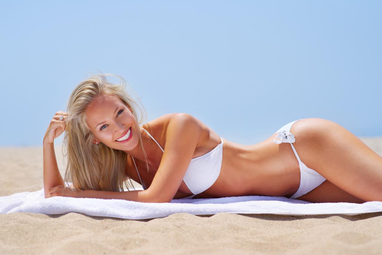 Bikini Beach Ready!  Wax On, Wax Off