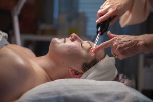 ultrasonic treatment